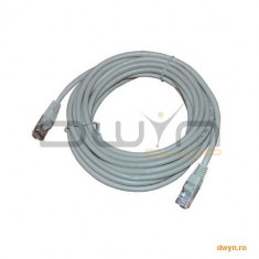 Cablu UTP GEMBIRD, cat 6, cupru, rola 305m - Cablu retea