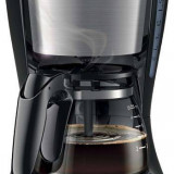 Cafetieră cu filtru Philips  HD7435/20 Daily Collection negru-metalic