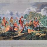 Vand goblen, Ilsus si apostolii, cusut manual