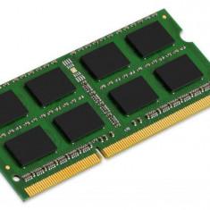 Memorie RAM notebook Kingston, SODIMM, DDR3, 4GB, 1333MHz, CL11, 1.5V - Memorie RAM laptop