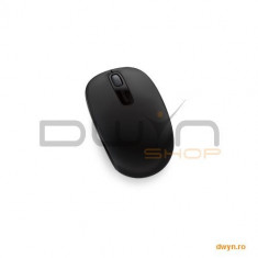 Mouse Microsoft Mobile 1850, Wireless, negru, U7Z-00003