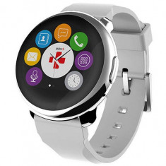 Mykronoz Smartwatch ZeRound Argintiu