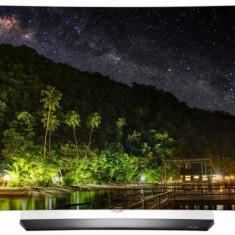 Televizor OLED Curbat Smart LG, 139 cm, OLED55C6V, 4K Ultra HD, 3D - Televizor LED LG, 132 cm