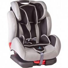 Scaun Auto Diablofix Isofix Grey - Scaun auto copii Caretero, 1-2-3 (9-36 kg)