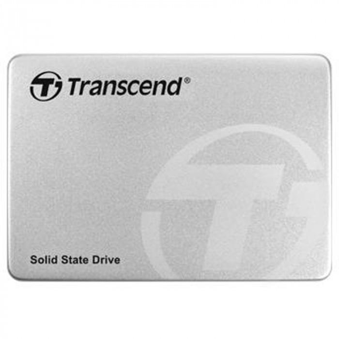 SSD Transcend 370 Premium Series 128GB SATA-III 2.5 inch foto mare