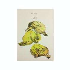Ioan Es Pop - Arta Fricii cu desene de Aurel Vlad - Carte poezie