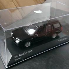 Macheta metal 1/43 - Volkswagen VW Bora Variant 1999 -Minichamps Ed. Limitata - Macheta auto