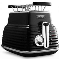 Delonghi Prajitor de paine Delonghi CTZ2103BK, Black - Toaster
