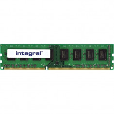 Memorie Integral 2GB DDR3 1333MHz CL9 R2 - Memorie RAM