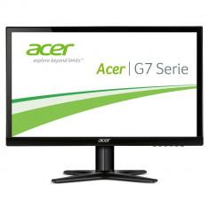 Monitor LED Acer G227HQLABID 21.5 inch 4ms Black, 22 inch
