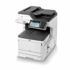 Multifunctional Laser Color Oki MC873dn - Imprimanta cu jet