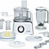 Food processor Bosch MCM4100 + MCZ4RS1 | white - Robot Bucatarie