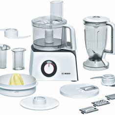 BOSCH Food processor Bosch MCM4100 + MCZ4RS1 | white - Robot Bucatarie