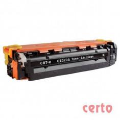 Cartus toner compatibil Certo New CE320ACN BLACK TONER