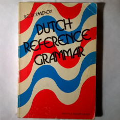 B. C. Donaldson – Dutch reference grammar