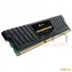 Corsair DDR3 8GB 1600MHz, 1x8GB, 10-10-10-27, radiator Vengeance LP, 1.5V - Memorie RAM