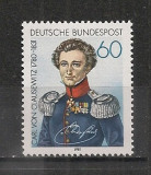 Germania.1981 150 ani moarte C.von Clausewitz-general  SG.433