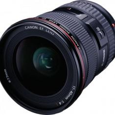 Obiectiv Canon EF 17-40mm f/4 L USM - Obiectiv DSLR Canon, Wide (grandangular), Canon - EF/EF-S