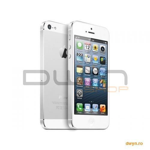 Apple Iphone 5S 16Gb Silver White foto mare