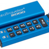 Memorie USB Kingston DataTraveler Keypad (DT2000) 16GB USB3.0