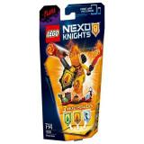 Figurină LEGO ® Nexo Knights Ultimate Flama 70339