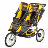 Carucior Ironman Duallie BOBB Yellow