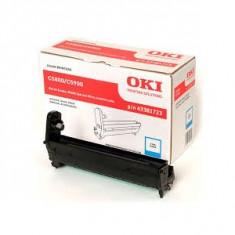 Tambur EP OKI cyan | 20000pag | C58/59/5550MFP - Cilindru imprimanta