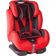 Scaun Auto Diablofix Isofix Red - Scaun auto copii Caretero, 1-2-3 (9-36 kg)