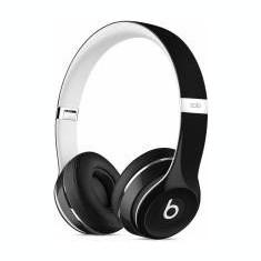 Căști Beats by Dr. Dre Solo2 (Luxe Edition), negru Monster Beats by Dr. Dre, Cu fir, Mufa 3, 5mm, Active Noise Cancelling
