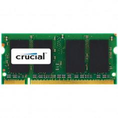 Memorie laptop CRUCIAL 8GB DDR3 1600MHz CL11 - Memorie RAM laptop