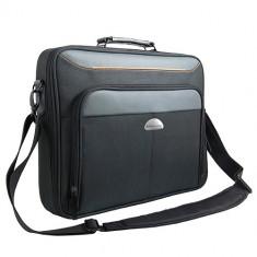 MODECOM geanta pentru laptop CHEROKEE 15-16'' - Geanta laptop Modecom, Geanta de umar, Nailon, Negru