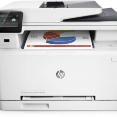 Multifunctional HP LaserJet Pro MFP M277dw, A4, Fax, 18 ppm, Duplex, ADF, Retea, Wireless, NFC, ePrint, AirPrint - Multifunctionala