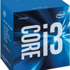 Intel Procesor Intel Core i3-6100 Dual Core 3.7 GHz socket 1151 BOX
