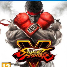 Joc software Street Fighter V PS4 Capcom