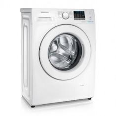 Samsung Masina de spalat rufe slim Eco Bubble WF60F4E0W0W, 1000 RPM, 6 kg, Clasa A++, Alb