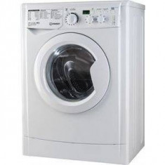 Masina de spalat Indesit EWSD61053WPL, clasa energetica A +++, 6 kg, 1000 RPM, alb - Masini de spalat rufe