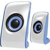 Sistem audio 2.0 Tracer Chronos USB Blue