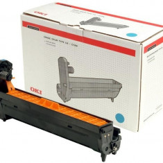 Tambur EP OKI cyan | 17000pagini | serie C5100/C5200/C5300/C5400 - Cilindru imprimanta