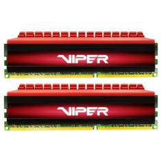 Patriot Memorie Patriot Viper 4 Series 16GB DDR4 2400MHz CL15 Dual Channel Kit - Memorie RAM