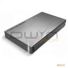 LaCie Porsche design Mobile Drive P9220, 500GB, USB 3.0, USB powered (301998) - HDD extern