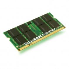 Memorie notebook Kingston ValueRam 2GB DDR2 667MHz Non-ECC CL5 - Memorie RAM laptop