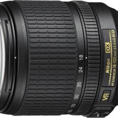Obiectiv Nikon Nikkor 18-105mm f/3.5-5.6G ED VR AF-S DX - Obiectiv DSLR Nikon, Nikon FX/DX