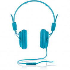 Casti Modecom Over-Head MC-400 Fruity Blue - Casca PC