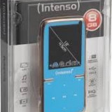 MP4 player Intenso 8GB Video Scooter LCD 1, 8'' albastru - Mp4 playere