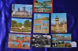 Lot 11 CP BUZAU (Carti postale vechi,Vederi)