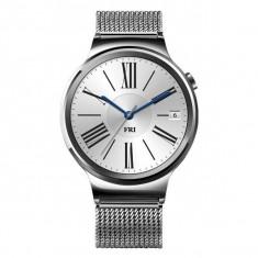 Huawei Huawei Watch W1 (Mercury G00) Stainless Steel + Mash Strap - Smartwatch