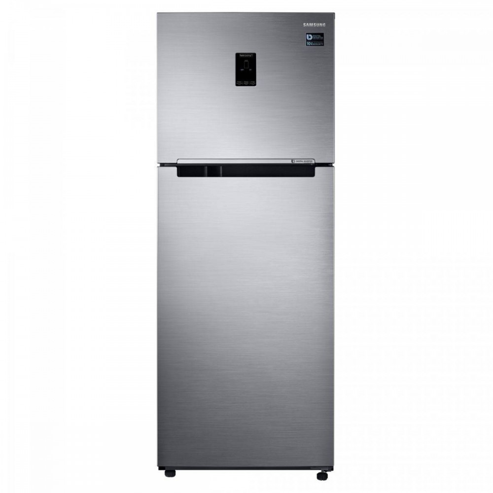 frigider cu doua usi samsung rt38k5530s9 no frost 384 l clasa a display h 178 5 cm maner. Black Bedroom Furniture Sets. Home Design Ideas