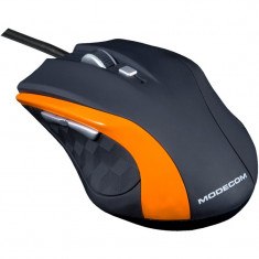 Mouse de notebook Modecom M5 Orange