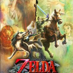 Joc software The Legend of Zelda: Twilight Princess HD WiiU - Jocuri WII U, Actiune, 12+