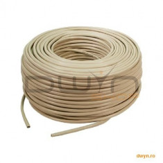 Cablu FTP LOGILINK, cat. 5e, 4x2 AWG 26/7, PVC, 305m, 'CPV0016' - Adaptor Tableta